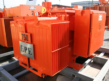 power transformers for hire in Perth