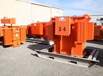 refurbished power transformers)