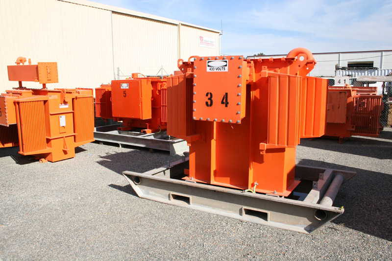 Transformer Maintenance Services in Perth – Excess Power Equipment